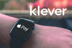 Apple Pay Added by Klever Wallet (KLV) in Simplex Integration