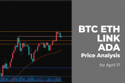 BTC, ETH, LINK and ADA Price Analysis for April 17