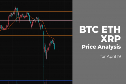 BTC, ETH, and XRP Price Analysis for April 19