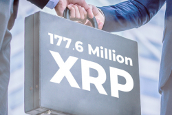 177.6 Million XRP Moved by Ripple, Coinbase and Binance: Details