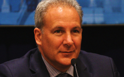Peter Schiff Predicts That Ethereum May Flip Bitcoin
