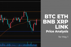 BTC, ETH, XRP, BNB and LINK Price Analysis for May 1