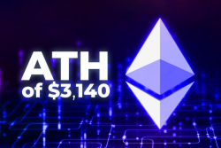 Ethereum Hits Another ATH of $3,140 As Its Rise Continues