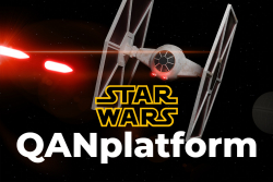 Star Wars NFTs to Be Released by QANplatform on May 4th
