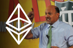 Stock Guru Jim Cramer Dumps Half of His Ethereum Stash After Record Highs