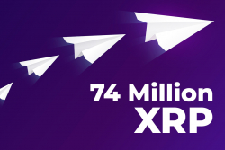 74 Million XRP Moved by Ripple and Two Top-Tier Exchanges