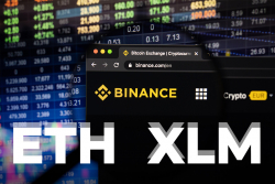 Binance Suspends ETH, XLM Withdrawals as XLM Surges to Highest Level Since 2018
