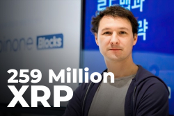 Former Ripple's Jed McCaleb Dumps 259 Million XRP, 502 Million Still in His Wallet