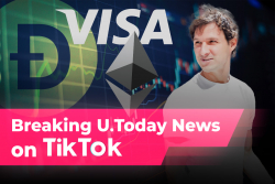 Jed McCaleb Gets Rid of XRP Again, Dogecoin Is Bumping Against Real Resistance, Ethereum Surpasses Visa: TikTok Crypto Digest by U.Today
