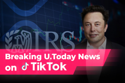 Elon Musk Sends BTC Below $46,000, Promotes XRP While IRS Plans Seizure of Debtors' Crypto: Day in Video With U.Today