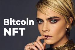 First-Ever Bitcoin (BTC) NFT Project Joined by Cara Delevingne and Fatboy Slim