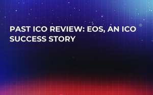 Past ICO Review: EOS, an ICO Success Story