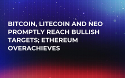 Bitcoin, Litecoin and NEO Promptly Reach Bullish Targets; Ethereum Overachieves