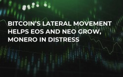 Bitcoin's Lateral Movement Helps EOS and NEO grow, Monero in Distress