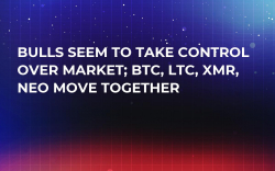 Bulls Seem to Take Control Over Market; BTC, LTC, XMR, NEO Move Together