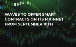 Waves to Offer Smart Contracts on Its Mainnet From September 10th
