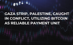 Gaza Strip, Palestine, Caught in Conflict, Utilizing Bitcoin As Reliable Payment Unit