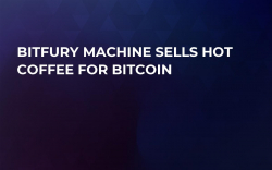 Bitfury Machine Sells Hot Coffee For Bitcoin