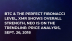 BTC & the Perfect Fibonacci Level, XMR Shows Overall Strength, NEO is on the Trendline: Price Analysis, Sept. 26, 2018
