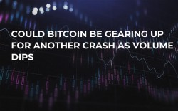Could Bitcoin be Gearing up for Another Crash as Volume Dips