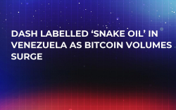 Dash Labelled 'Snake Oil' in Venezuela as Bitcoin Volumes Surge