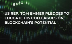 US Rep. Tom Emmer Pledges to Educate His Colleagues on Blockchain's Potential