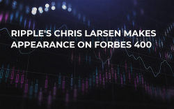 Ripple's Chris Larsen Makes Appearance on Forbes 400