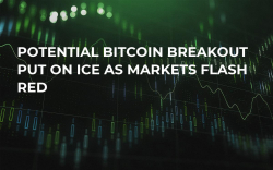 Potential Bitcoin Breakout Put on Ice as Markets Flash Red