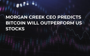 Morgan Creek CEO Predicts Bitcoin Will Outperform US Stocks