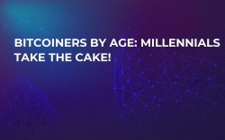 Bitcoiners by Age: Millennials Take the Cake!