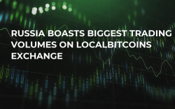 Russia Boasts Biggest Trading Volumes on LocalBitcoins Exchange