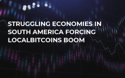 Struggling Economies in South America Forcing LocalBitcoins Boom
