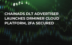 ChainAds DLT Advertiser Launches DrMiner Cloud Platform, 2FA Secured