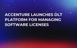 Accenture Launches DLT Platform for Managing Software Licenses