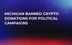 Michigan Banned Crypto Donations For Political Campaigns