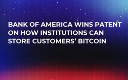 Bank of America Wins Patent On How Institutions Can Store Customers' Bitcoin