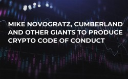 Mike Novogratz, Cumberland and Other Giants to Produce Crypto Code of Conduct