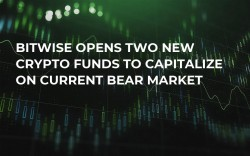 Bitwise Opens Two New Crypto Funds to Capitalize on Current Bear Market