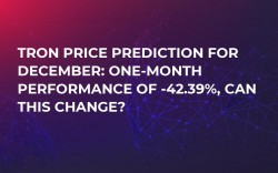Tron Price Prediction for December: One-Month Performance of -42.39%, Can This Change?