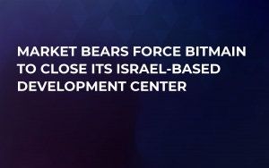 Market Bears Force Bitmain to Close Its Israel-Based Development Center