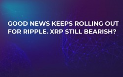 Good News Keeps Rolling Out for Ripple. XRP Still Bearish?