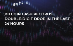 Bitcoin Cash Records Double-Digit Drop in the Last 24 Hours