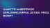 Giant TD Ameritrade Exploring Ripple Listing. Price Bump?
