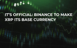 It's Official: Binance to Make XRP Its Base Currency