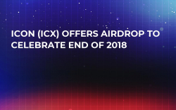 ICON (ICX) Offers Airdrop to Celebrate End of 2018