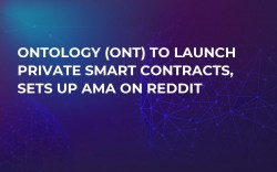 Ontology (ONT) to Launch Private Smart Contracts, Sets Up AMA on Reddit