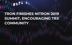 Tron Finishes niTROn 2019 Summit, Encouraging TRX Community