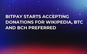 BitPay Starts Accepting Donations for Wikipedia, BTC and BCH Preferred