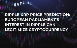Ripple XRP Price Prediction: European Parliament's Interest in Ripple Can Legitimize Cryptocurrency