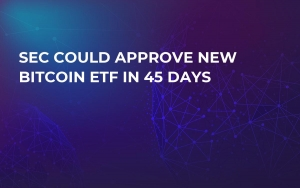 SEC Could Approve New Bitcoin ETF in 45 Days